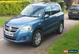 Classic volkswagen Tiguan tdi 4 motion match 4wd 140bhp for Sale