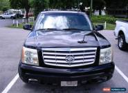 2003 Cadillac Other for Sale