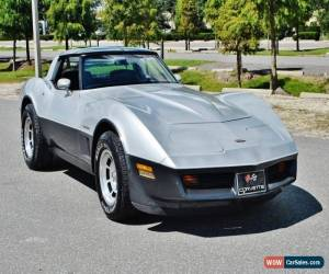 Classic 1982 Chevrolet Corvette for Sale