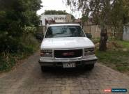 Chevy GMC 6.5ltr Turbo Diesel ute for Sale