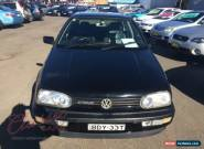 1994 Volkswagen Golf VR6 Grey Manual 5sp M Hatchback for Sale