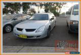 Classic 2005 Mitsubishi Magna TW Series II ES Silver Automatic 4sp A Wagon for Sale