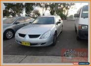 2005 Mitsubishi Magna TW Series II ES Silver Automatic 4sp A Wagon for Sale