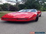 1987 Chevrolet Corvette C-4 for Sale