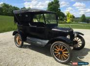 1923 Ford Model T Touring for Sale