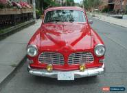 Volvo: Amazon 123GT GT Coupe for Sale