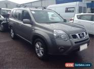 2012 Nissan Xtrail ST-L auto 92km water damage stat write off  parts or export for Sale