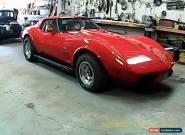 1979 Chevrolet Corvette 2 door for Sale