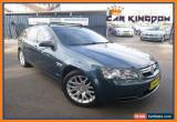 Classic 2010 Holden Commodore VE MY10 International Automatic 6sp A Sportswagon for Sale