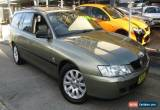 Classic 2002 Holden Commodore VY Executive Tungsten Automatic 4sp A Wagon for Sale