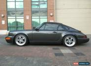 1991 Porsche 964 Carrera 4 for Sale