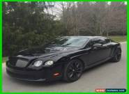2010 Bentley Continental Supersports for Sale