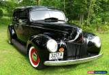 Classic 1939 Ford Other 2-DOOR SEDAN for Sale