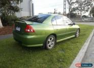 2003 Holden Commodore VY S Green Automatic 4sp A Sedan for Sale