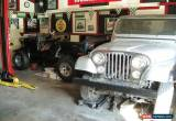 Classic 1981 Jeep CJ for Sale