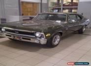 Chevrolet : Nova SS for Sale