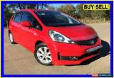 Classic 2011 Honda Jazz GE VTi Red Automatic 5sp A Hatchback for Sale