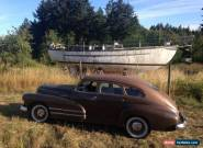 Buick: Roadmaster 41 for Sale