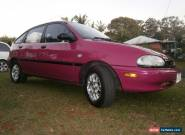 FORD  FESTIVA GLI AUTOMATIC 5 door hatchback for Sale