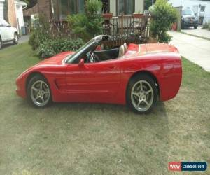 Classic 2002 Chevrolet Corvette for Sale