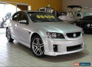 2007 Holden Commodore VE SV6 Silver Automatic 5sp A Sedan for Sale