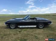 1966 Chevrolet Corvette 4 speed convertible for Sale