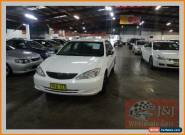 2002 Toyota Camry MCV36R Altise White Automatic 4sp A Sedan for Sale