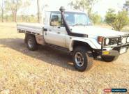 Toyota Landcruiser utility 2002 model for Sale