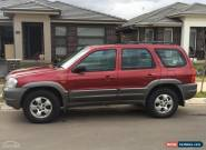 2004 Mazda Tribute Automatic 4sp A Wagon for Sale