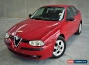 Alfa Romeo 1999 Automatic 156 Sports unreg for Sale
