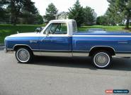 1984 Dodge Other Pickups for Sale