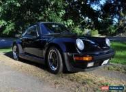 Porsche : 930 Coupe for Sale