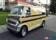 1972 Ford E-Series Van Boogie Van Camper Van for Sale
