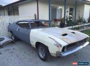 ford xa falcon coupe for Sale