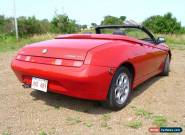 Alfa Romeo: Spider Lusso for Sale