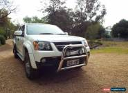 HOLDEN COLORADO TWIN CAB UTE for Sale
