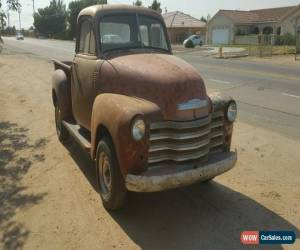 Classic 1952 Chevrolet Other Pickups for Sale