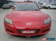 2003 Mazda RX-8 Red Automatic 4sp A Coupe for Sale
