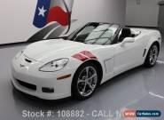 2011 Chevrolet Corvette GRAND SPORT CONVERTIBLE 3LT NAV for Sale