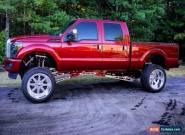 Ford: F-350 Platinum for Sale