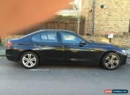 2012 BMW 320D SPORT BLACK Diesel  for Sale