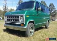1978 Ford E150 Van Panel Van Camper Bike Transporter Band rig Bedford F150 F250 for Sale