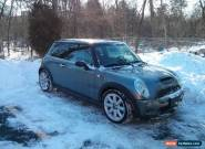 Mini: Cooper S for Sale