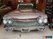 1960 Cadillac Other for Sale