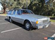1977 Chevrolet Caprice Classic hearse for Sale