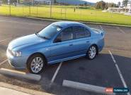 2006 BF Ford Falcon SR Sedan for Sale