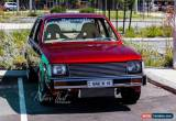 Classic gemini rotary turbo show car,hotrod,camaro,chev,gt,dodge torana,monaro,rx 2 3 4  for Sale