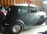 1931 Ford Mustang vicky 4 door for Sale