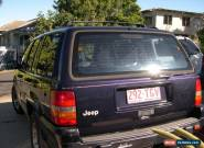 Jeep Grand Cherokee 4x4 1997 for Sale