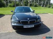 2007 BMW 730D SE AUTO SE DIESEL  for Sale
